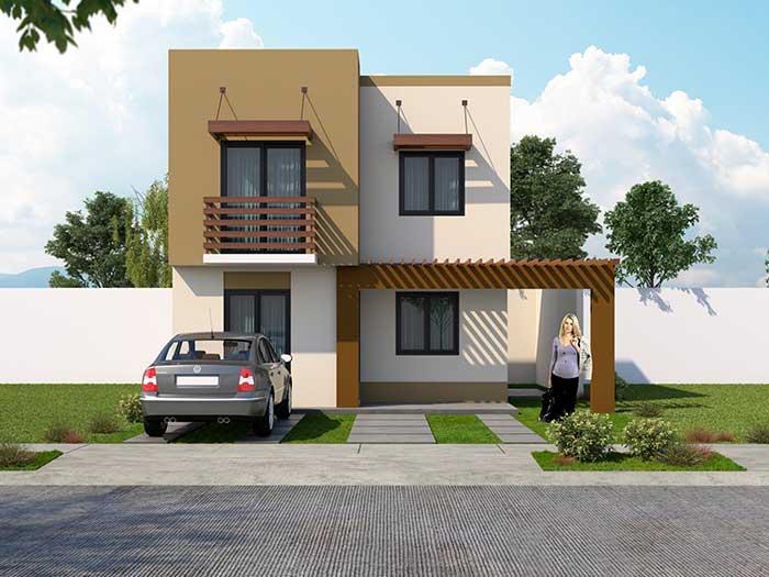 Aurora 71.98 m²